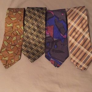 Mix And Match Funky Ties - 2 for $8